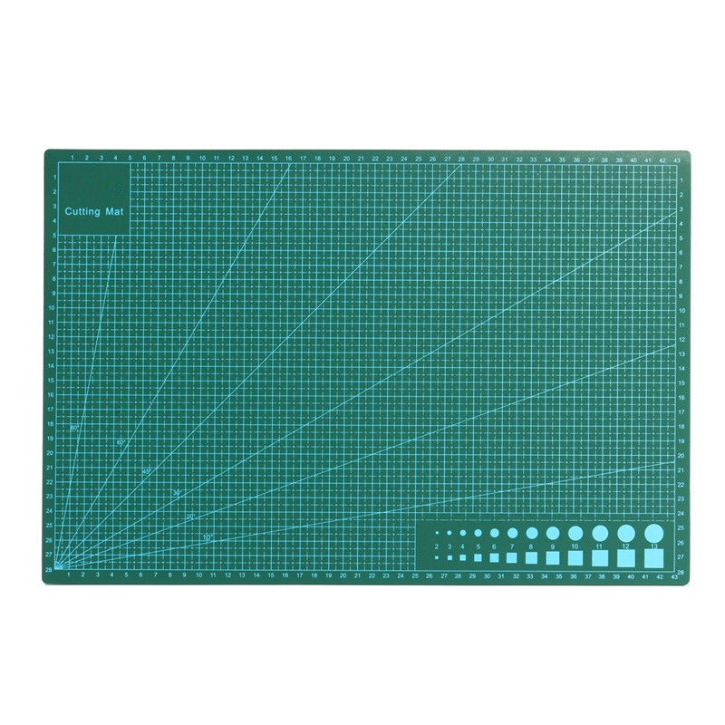 A2 A3 A4 Cutting Mat Double Sided Self Healing Cutting Mat