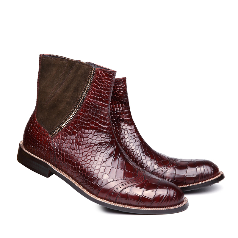 Popular Office Men Boots-Buy Cheap Office Men Boots lots from ...
