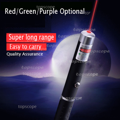 Laser Sight Pointer 5MW High Power Green Blue Red Dot Laser Light Pen Powerful Laser Meter 530Nm 405Nm 650Nm Green Laser Pen
