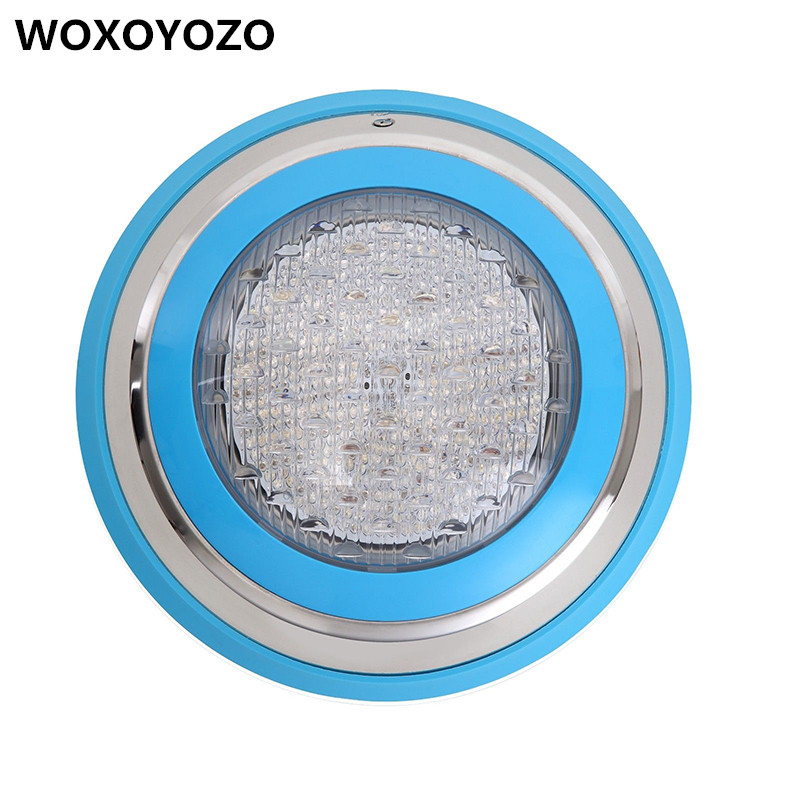 LED Swimming pool light 20W 30W 40W 50W AC/DC 12V RGB IP68 LED remote control underwater Lamp Outdoor Lighting new brand auto swimming pool cleaner with 70micron filter bag porosity 24dv motor voltage cable15m remote control wall climbing