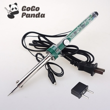 Free Shipping Thermal Control Type Welding Tool Electric Soldering Iron For Circuit