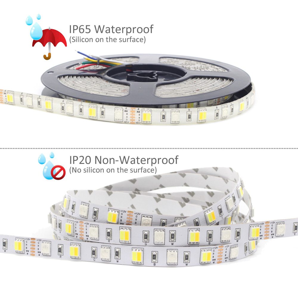 cheapest 10M 20M 30M 5050 WIFI RGB LED Strip Works With Alexa Google Home IFFFT Controlled By Smart Phone DC 12V Flexible LED Tape Ribbon