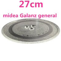 Microwave Parts Microwave Oven Glass Plate For Galanz Midea Etc 24 5cm Microwave Oven Parts Cover