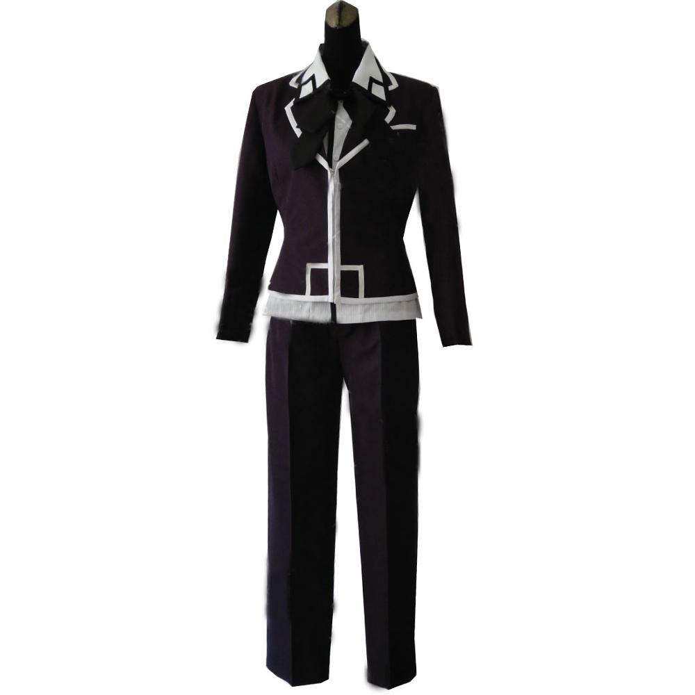 High School DxD Yuto Kiba Cosplay Costume male uniform