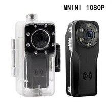 Cheaper Mini 1080P Night Vision Camera S80 Professional HD 120 Degree Wide Angle Digital Camera DV Motion Detection Black