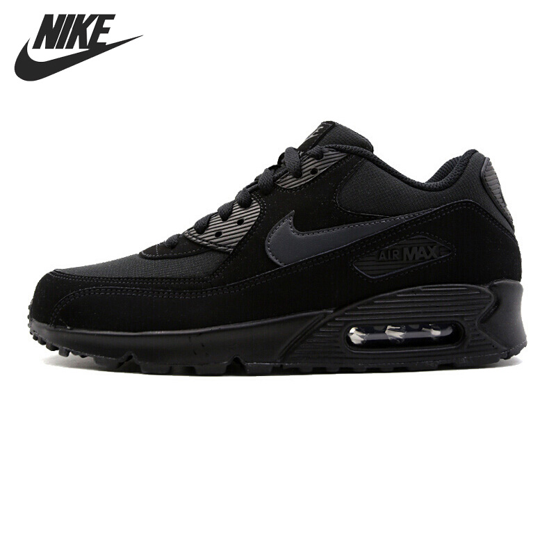 new product 9547c 5c6fa US $117.53 30% OFF|Original New Arrival 2018 NIKE AIR MAX 90 ESSENTIAL  Men's Running Shoes Sneakers-in Running Shoes from Sports & Entertainment  on ...