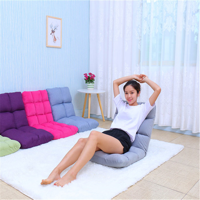 couch tatami folding single floating window bed computer back chair floor sofa 4