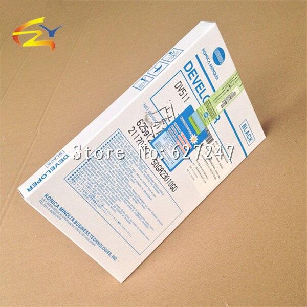 ФОТО DV511 For Konica Minolta Bizhub 360 361 420 421 500 501 Copier developer