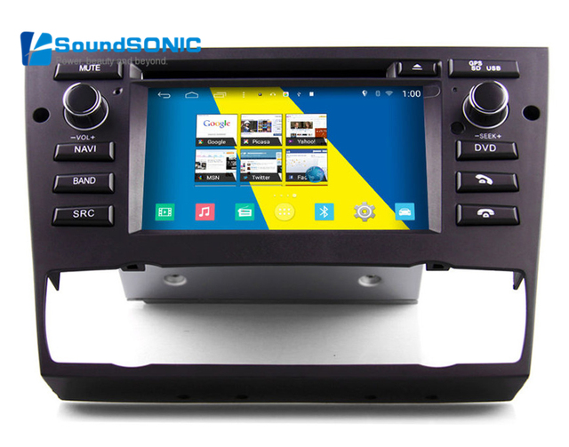 US $548 0 |Quad Core Android 4 4 4 For BMW E90 E91 E92 E93 318i 320i 325i  320se 320D 325M 320 Touch Screen Car DVD GPS Central Multimedia-in Car