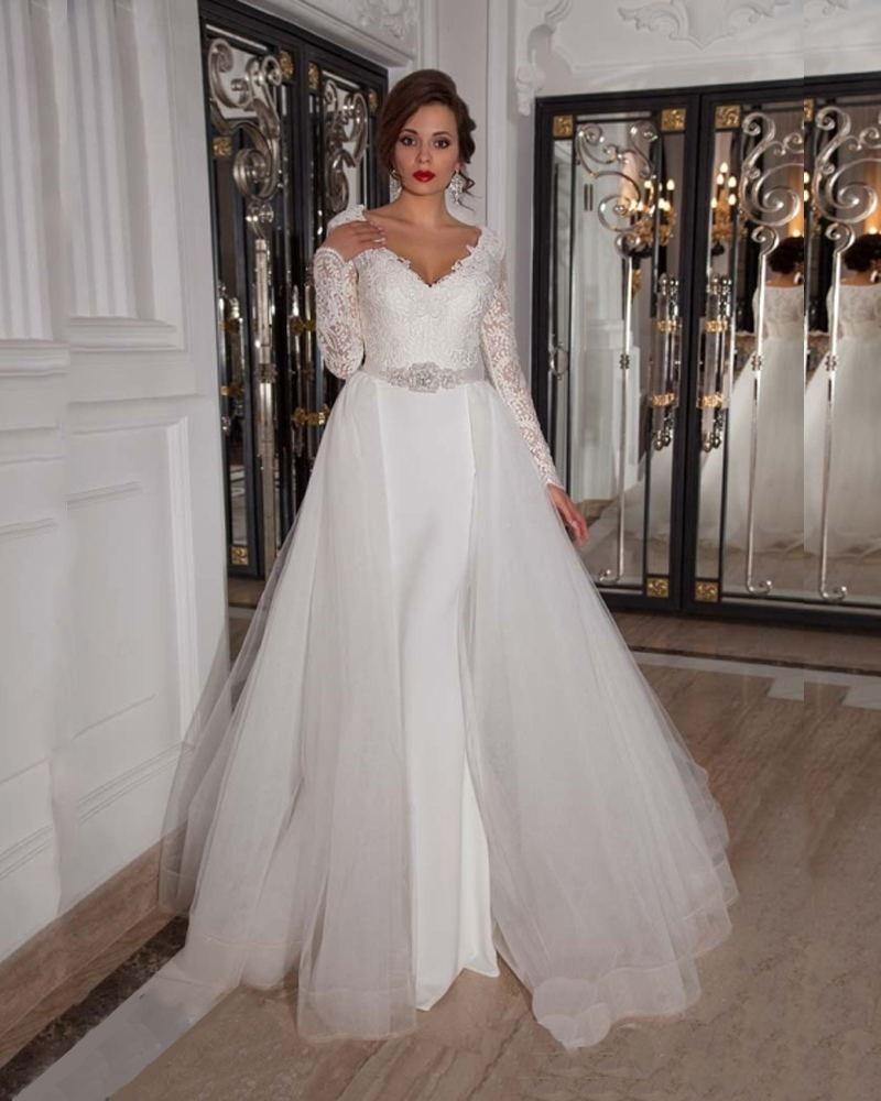 Online buy wholesale arab wedding dresses from china arab for Sexy sheath wedding dress