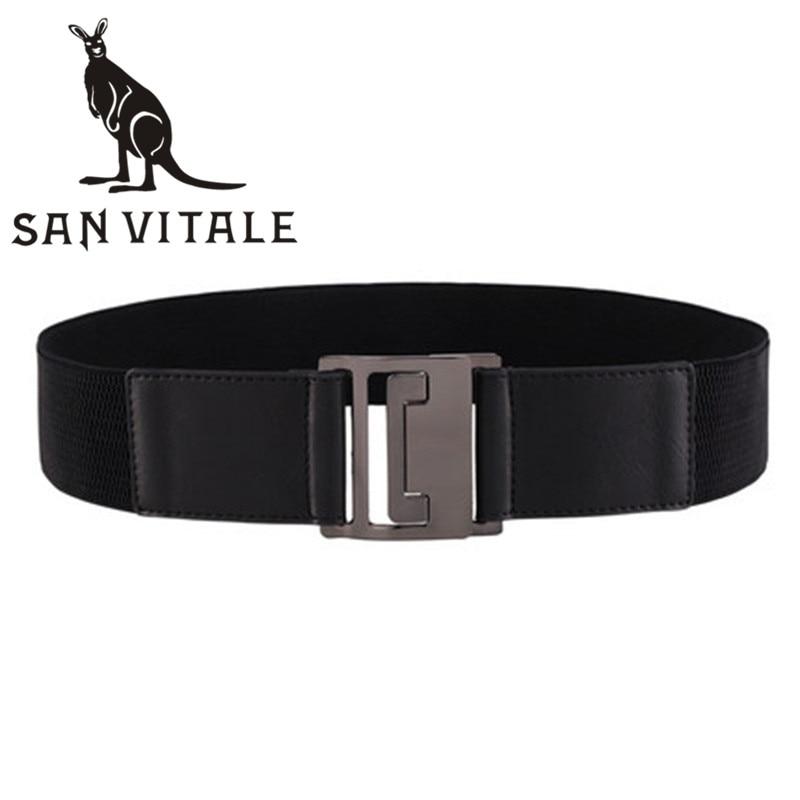 Cummerbunds Women Belts For Jeans Girdle Silver Reversible Cinturones De Hombres Designer Casual Clothing Accessories Waistband