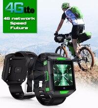 Купить 4 г умные часы Новый M9 Android 6.0 mtk6737 1 г + 8 г SmartWatch Поддержка WI-FI Nano SIM с сердечного ритма артериального давления PK M5/H5
