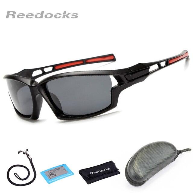 ac41da68b4 Reedocks nuevo polarizado gafas de sol hombres mujeres gafas de pesca UV400  protección Camping senderismo conducción