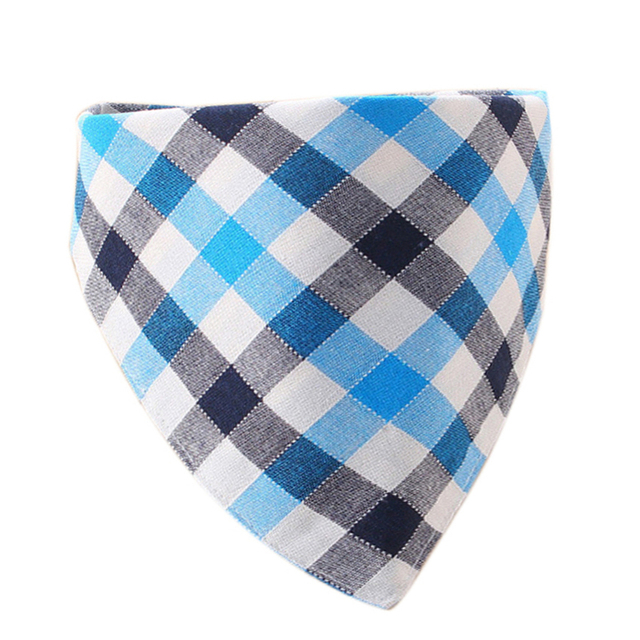 Для новорожденных мальчиков Кормление нагрудники младенческой треугольник шарф отрыжка ткань малыш бандана детские слюни нагрудники хлопок шейный платок ребенка нагрудный платок