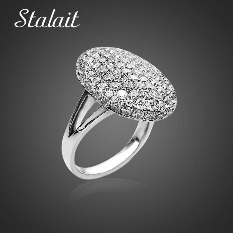 queen promise luxury movie Twilight saga Moon rhinestones Bella girl Ring crystal wedding rings jewelry N004