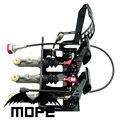 MOFE высокое качество продукции 0 625 дюймов педаль коробка напольная гидравлическая муфта с балансировочным прибором регулятор + 3 Пластиковы...