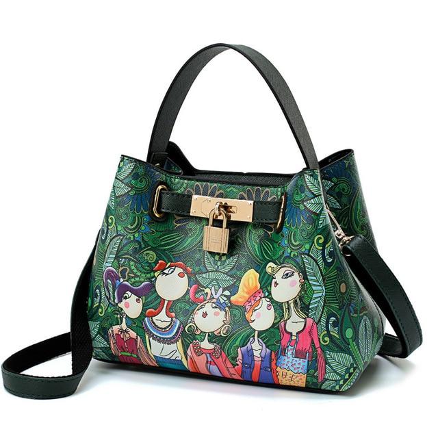 c0efdb62b1b40 New Design Women Fashion Style Handbag Female Luxury Chains Bags Sequined  Zipper Messenger Bag Quality Pu