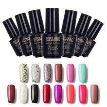 hot deal buy rosalind 7ml semi permanent lacquer gel varnish uv&led soak off nail gel 30 colors gel polish nail art long lasting nail gel