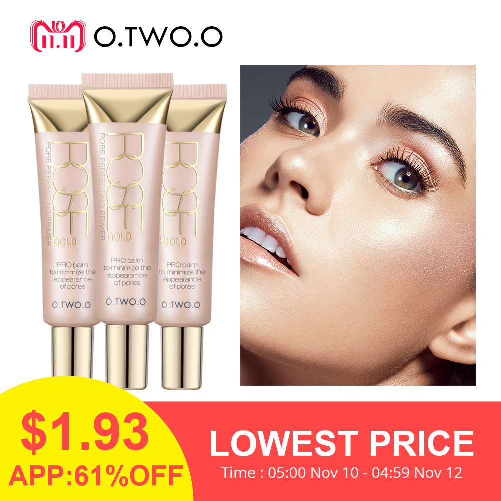 O.TWO.O Professional Make Up Base Foundation Primer Makeup Cream Sunscreen Moisturizing Oil Control Face Primer o two o professional make up base foundation primer makeup cream sunscreen moisturizing oil control face primer
