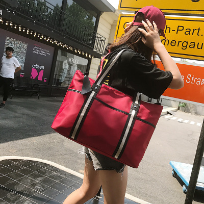 Bags For Women 2019 Handbag Short-Distance Travel Bag Large-Capacity Baggage Boarding Sports Gym Bag Purse Bolso Mujer Feminina
