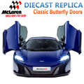 15CM Length Diecast Mclaren Collection Model, Alloy Car, Metal Toy For Boys With Openable Doors/Music/Pull Back Function/Light