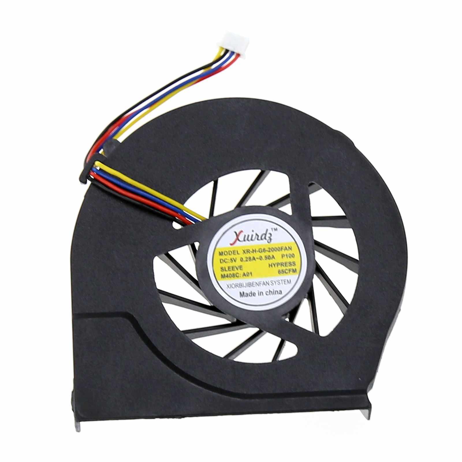 Aliexpress Beli Merek Baru dan Kualitas Tinggi CPU Cooler Fan untuk HP G4 2000 G6 2000 g7 2000 Pengganti Kipas Pendingin untuk PC Anda dari