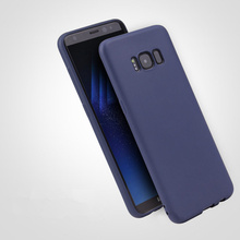 Candy Color TPU Silicone Rubber Case For Samsung Galaxy S8 plus case S6 S7 edge S8 A5 A7 2017 J5 J7 2016 case J5 Prime C5 C9 Pro