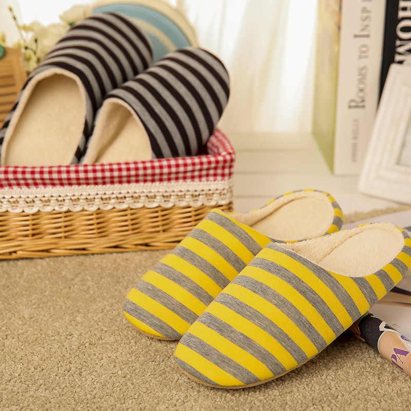 Thuis Winter Slippers Winter Indoor Mannen Schoenen Thuis Warming Zachte Slippers voor Liefhebbers TPR Slippers Vloer Slippers Voor Niet- slip Schoen