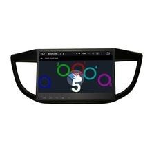 10 «Quad Core Android 5.1.1 Voiture GPS pour Honda CRV 2012-2014 voiture radio WIFI Miroir Lien 1.6G CPU 1G Ram livraison carte