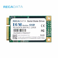 RECADATA SSD Solid State Drive 64GB 128GB Slim High Speed MSATA3 MSATA III MLC Flash For Laptop Notebook For Mac OS For Win 10