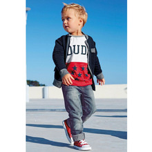 Boys Casual Clothing Sets Spring Autumn Tracksuit Kids Sports Jongens Kleding Leisure Boys Clothing Set Casual Boys Sports Suit