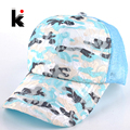 10 colors New Arrival Adult Hat Casual Adjustable Polyester Fashion Hats For Women Boys Girl Trucker Lace Flowers Baseball Cap