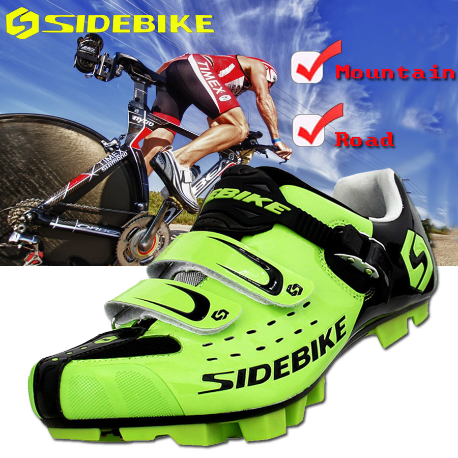 SIDEBIKE Cycling Shoes Professional Athletic Bicycle Shoes MTB Men Self-Locking Mountain Bike Shoes sapatilha ciclismo MTB Shoes sidebike men mtb cycling shoes mountain bike bicycle shoes athletic cycle shoes auto lock zapatillas ciclismo sapatilha