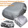 High Quality Large Size XXL universal Car covers for  Kinds of Car Out lander resist snow car cover waterproof outdoorCar cover