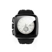 Smart Watch UC08 1,54 Zoll 3G Android MT6572A Smartwatch Telefon IP67 Wasserdichte Intelligente Uhr 3.0MP Kamera mit GPS WIFI
