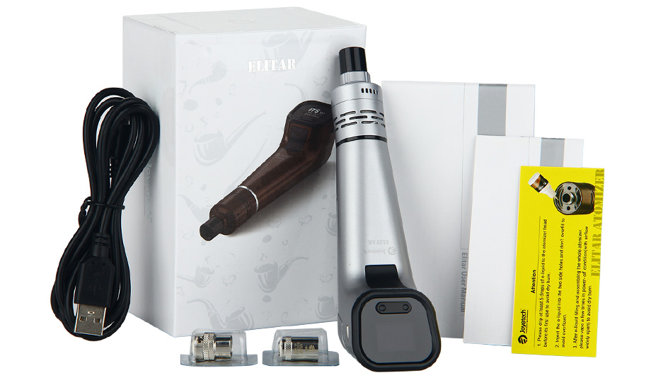 Joyetech Elitar Pipe TC Starter Kit2