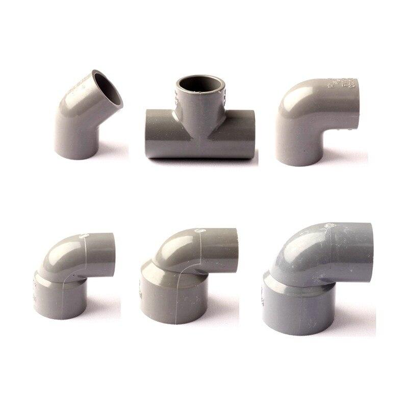 Brand new upvc mm inner dia pvc pipe elbow tee reducer