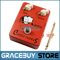 Electric Guitar Bass AMP Dynamic Compression Effect Pedal Classic Chorus Joyo JF 05 JF05 True Bypass