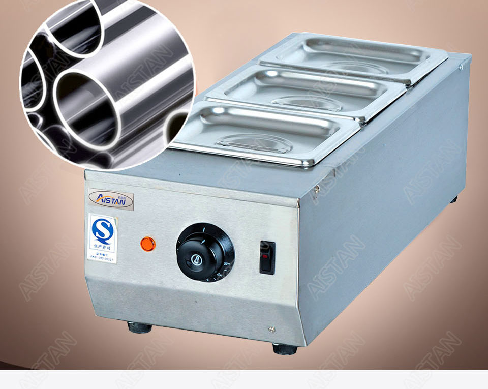 EH22/EH23/EH24 Electric Chocolate Stove Chocolate Melting Pot DIY Kitchen Tool of Catering Equipment 16