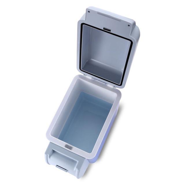 12V 7.5L Mini Portable Car Refrigerator Freezer Multi-Function Auto Cooler Warmer Thermoelectric Electric Fridge Compressor r20