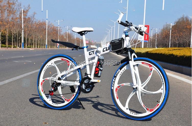 Buy 21 speeds ct hummer bike bicicleta 26 for Mercedes benz folding bike