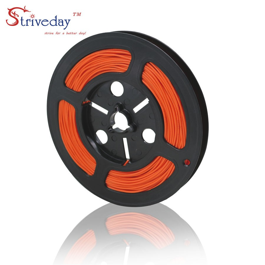 50 meters/roll 164ft UL 1007 24awg Stranded Wire Electrical line PCB Cable Line Airline Tinned Copper DIY