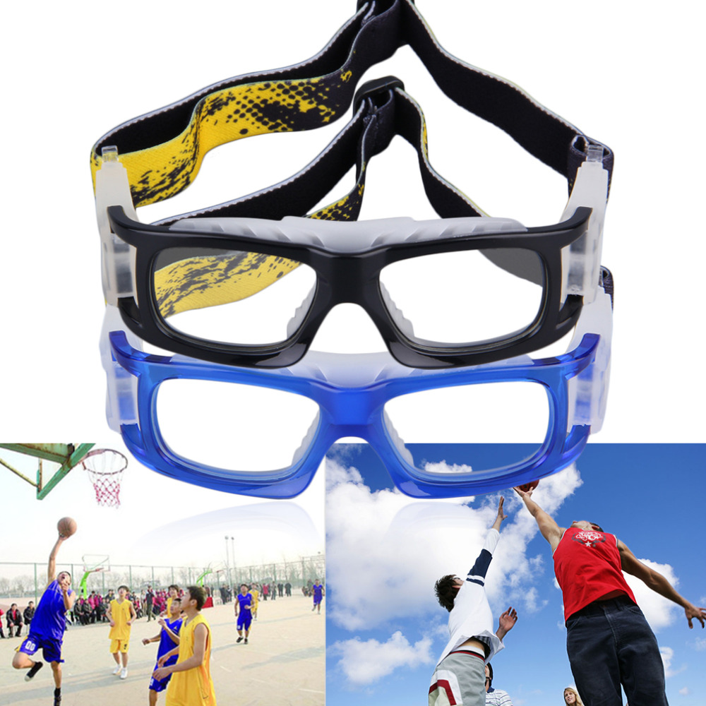 Good Quality Basketball font b Sports b font Protective Eyewear Goggles Eye Safety Glasses free shipping