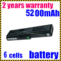Jigu bateria do portátil para toshiba satellite pro c650 c660d l630 l670 U400 U500 C650D C660 L640 T110 T115 T135 U400 U405D A660D