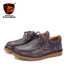 2016 Top Quality England Men's Casual Shoes Genuine Leather Shose Driving Shoe Fashion Brand Handmade Moccasin Gommino
