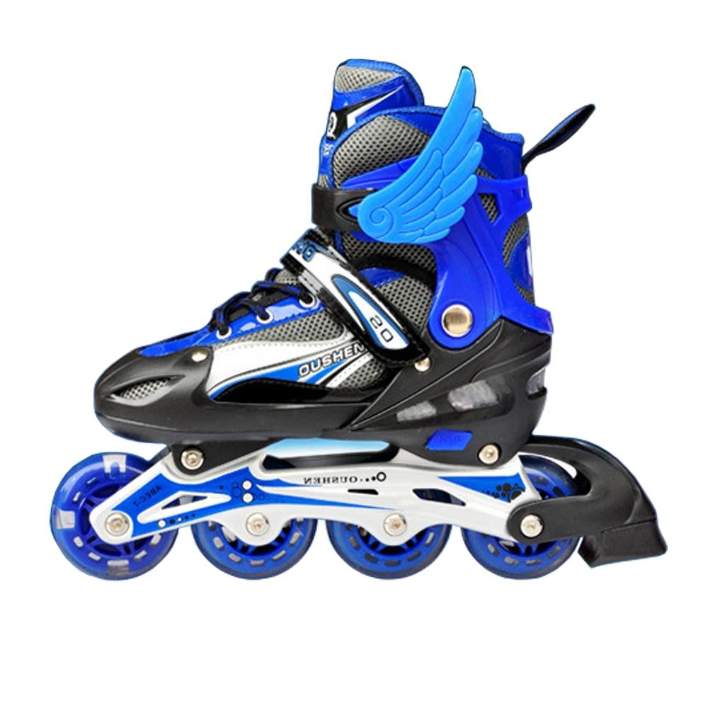 Pop out roller skate shoes - Inline Skates Falcon Professional Adult Roller Skating Shoes Slalom Braking Free Skating Good Quality As Seba