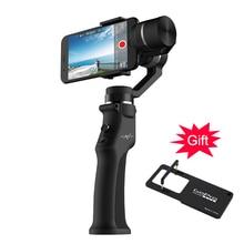 Beyondsky Eyemind смартфон ручной Gimbal 3-осевой стабилизатор для iPhone 8 X Xiaomi samsung Экшн-камера VS Zhiyun Smooth Q