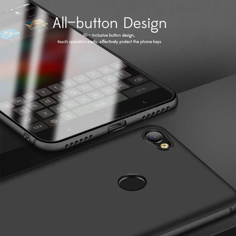 Frvsimem Silicone Case Cover For XiaoMi MiMax2 Max Max2 2 max 3 max3 4GB 64GB 625 Soft Rubber Slim TPU Matte Case