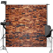 Brick Walls For Wedding Free shipping Vinyl Cloth Photography Background Backdrops backgrounds for photo studio F1569 недорого