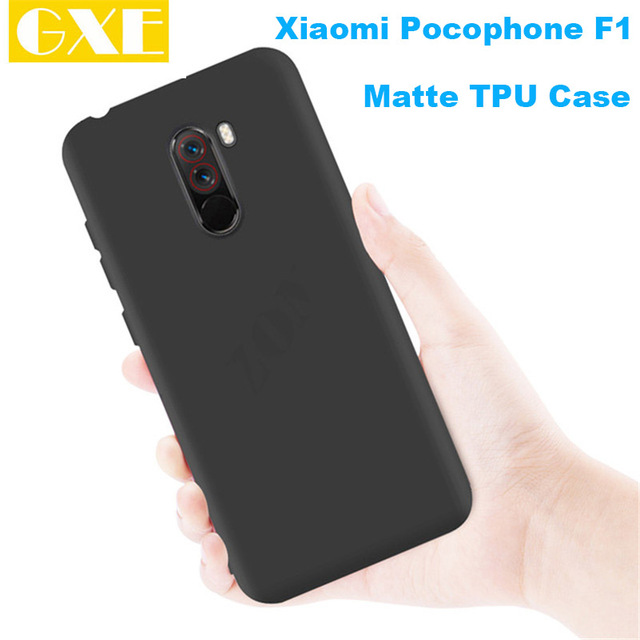 new product 4d765 67fb1 US $1.98 |For Xiaomi Pocophone F1 Case Xiaomi Poco F1 Case Soft TPU Phone  Case For Xiaomi Pocophone F1 Global Version F 1 Case Cover-in Fitted Cases  ...